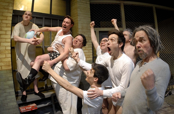 Photo flash first look at 2nd story theatre 39 s one flew for Second story theater