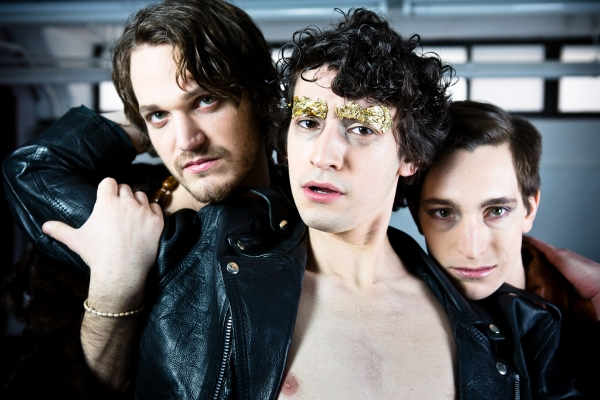 Photo Flash: Meet the Cast of Queens Players and Femme Fatale's THE BACCHAE