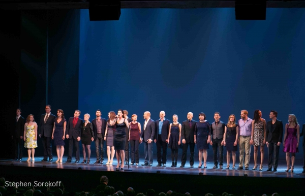 Photo Coverage: BROADWAY BACKWARDS 2013 - All the Performances!