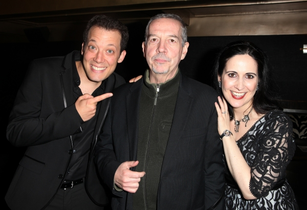 John Tartaglia, Sam Rudy & Stephanie D'Abruzzo