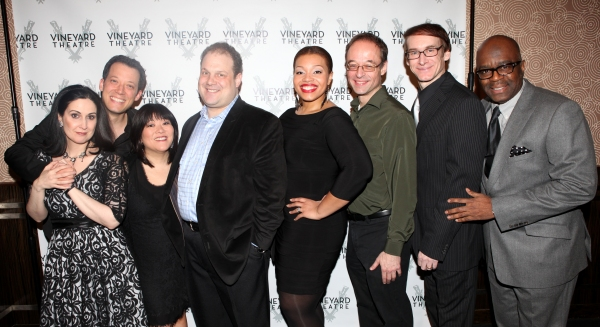 Photo Coverage: Inside Vineyard Theatre Celebrates 30 Gala with John Tartaglia, Ann Harada & More!