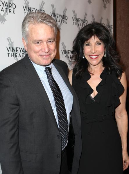 David Thompson and Catherine Schreiber  Photo