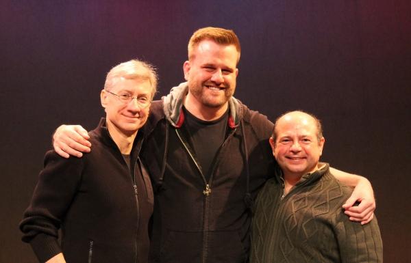 David Garrison, Stephen Wallem and Danny Rutigliano Photo