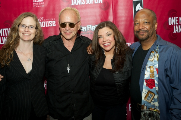 Elizabeth Doran, Randy Johnson, Mary Bridget Davies and Sheldon Epps Photo