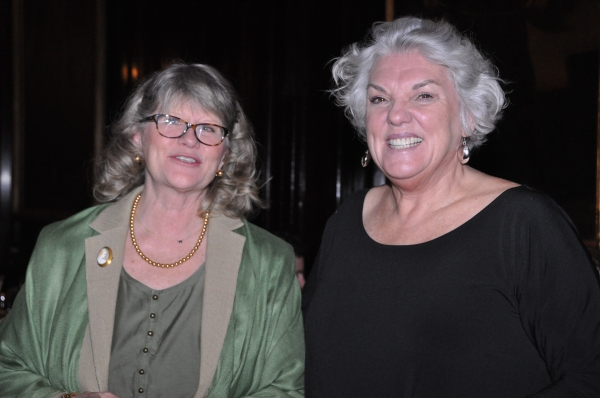 Judith Ivey and Tyne Daly