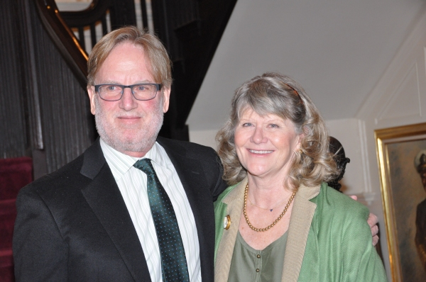 Tim Braine and Judith Ivey
