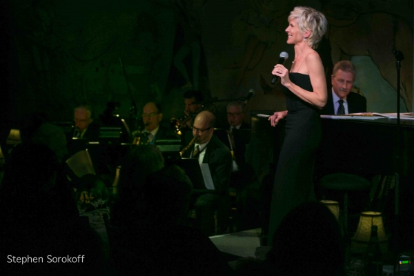 Photo Coverage: Debby Boone Brings SWING THIS to Cafe Carlyle