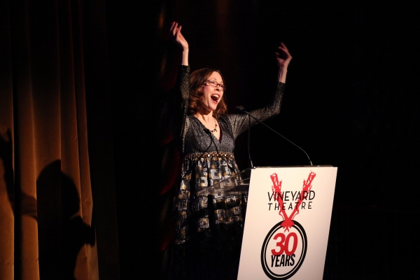 Photo Coverage: Judy Kuhn, Mandy Gonzalez & More Perform at Vineyard Theatre's 30th Gala- Part One