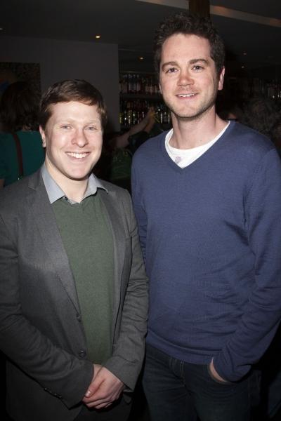 Tom Attenborough and Simon Bubb Photo