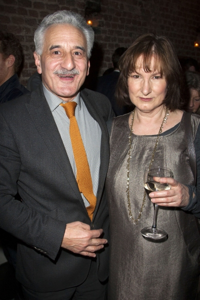Henry Goodman and Deborah Findlay