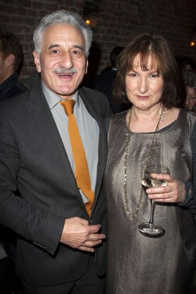 Henry Goodman and Deborah Findlay