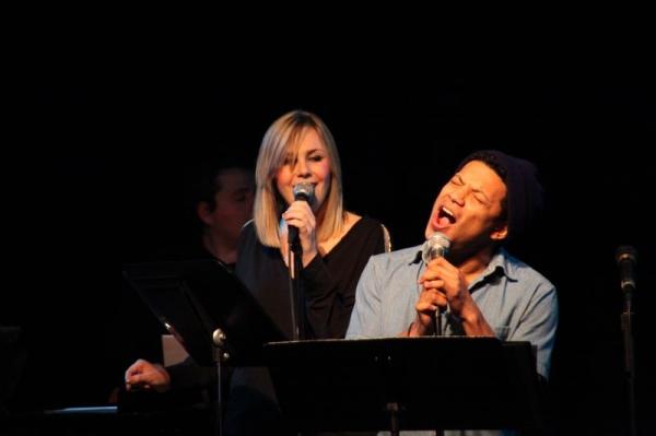 Jaime Cepero with Katie Hotz
