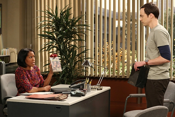 Regina King, Jim Parsons