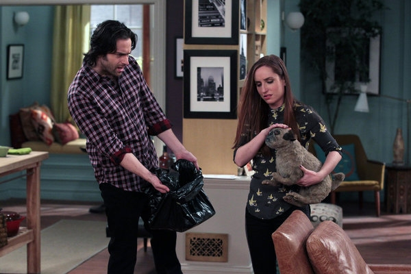 Chris D'Elia, Zoe Lister-Jones