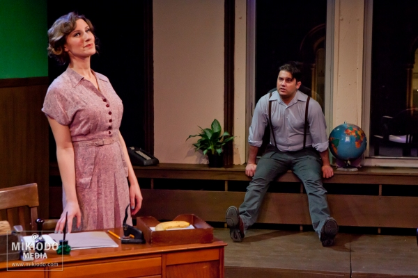 Photo Flash: First Look at ReGroup Theatre's SUCCESS STORY