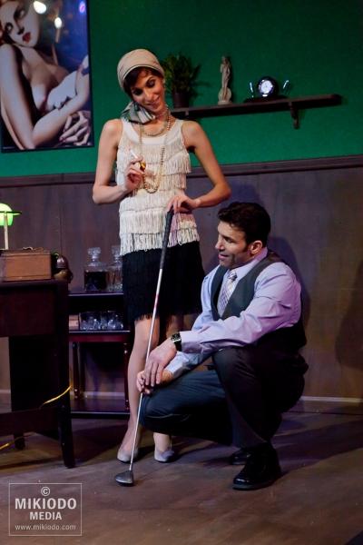 Pooya Mohseni and James Aronson Photo