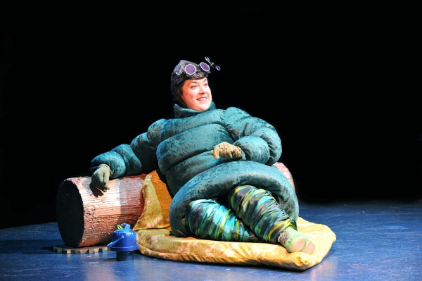 Sophie Grimm as The Caterpillar