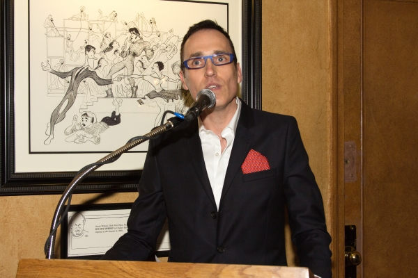 Photo Coverage: Cyndi Lauper & KINKY BOOTS Team with Columbia University Medical Center