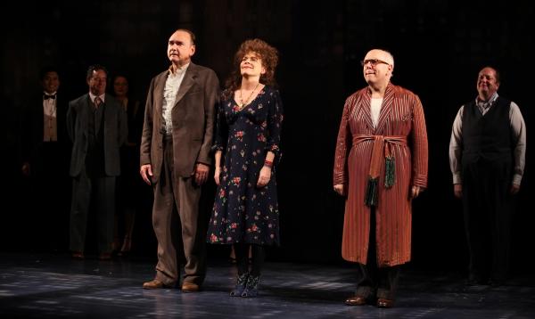 Murphy Guyer, Suzanne Bertish, Lee Wilkof & Tony Torn