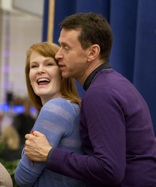 BWW INTERVIEWS: Kate Baldwin, Bobby Steggert, Andrew Lippa and John August of the Pre-Broadway Tryout of BIG FISH in Chicago