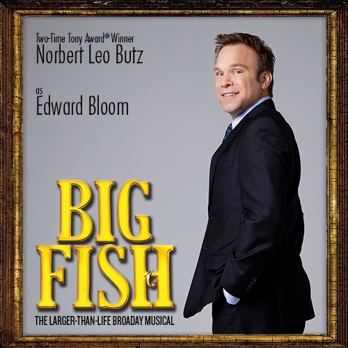 Photo Flash: Promo Images Released for Broadway-Bound BIG FISH
