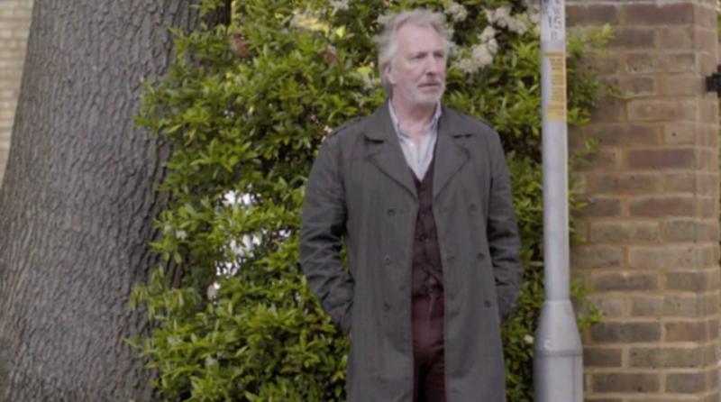 Alan Rickman Stars In New Short Film DUST