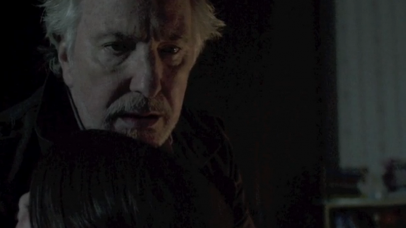 Alan Rickman Stars In New Short Film DUST