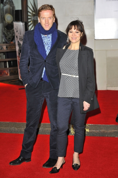 Damian Lewis and Helen McCrory Photo