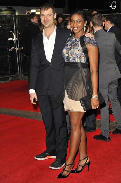Matt Stone and Angela Howard Photo