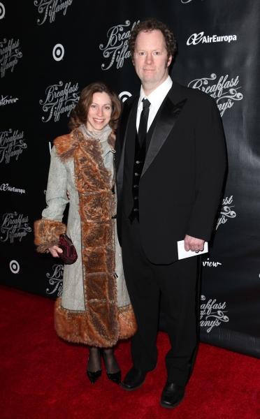 Paula DeRosa & Shuler Hensley