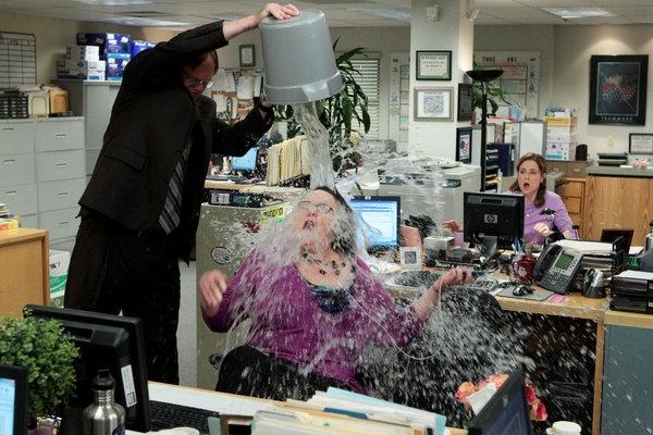 Rainn Wilson, Phyllis Smith, Jenna Fischer