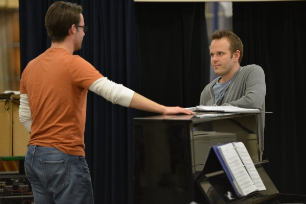 Photos: Stephen R. Buntrock, Elizabeth Lanza and More Rehearse Marriott Theatre's SOUTH PACIFIC
