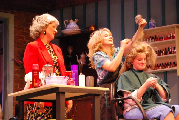 Photo Flash: First Look at Missoula Community Theatre's STEEL MAGNOLIAS