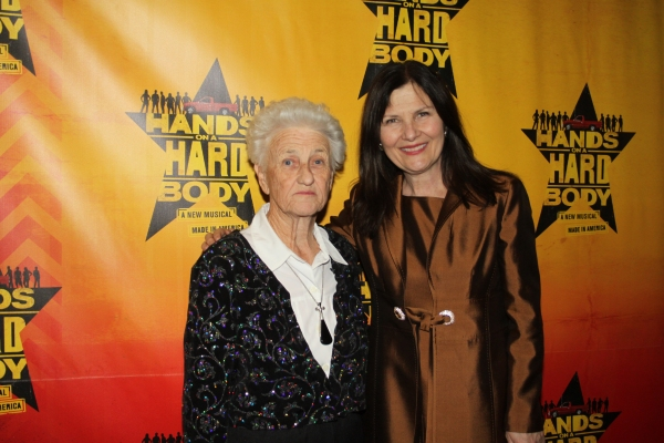 Virginia Drew and Mary Gordon Murray Photo