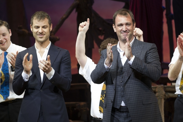 Matt Stone and Trey Parker Photo