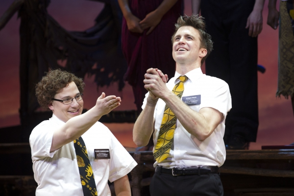 Jared Gertner and Gavin Creel