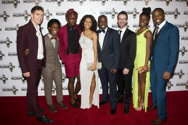 Matt Krzan, Tyrone Huntley, Tosh Wanogho-Maud, Lucy St Louis, Terel Nugent, Ben Clare Photo
