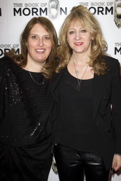 Anne Garefino and Sonia Friedman