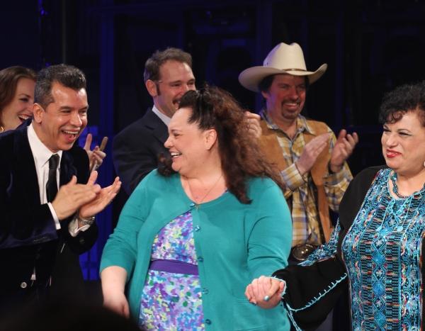 Sergio Trujillo, Keala Settle & Norma Valverde