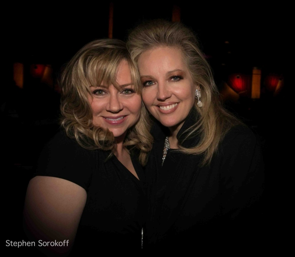 Peggy Lee's granddaughter & Stacy Sullivan Photo