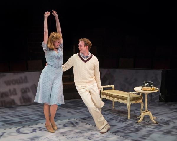 Jessica Skerritt and Matt Owen