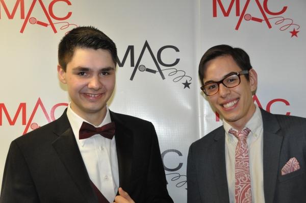 Tony Ponella and Nathan Chang