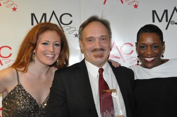 Marissa Mulder, Rick Jensen and Tanya Holt