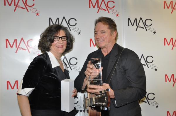 Kristine Zbornik and Tom Wopat