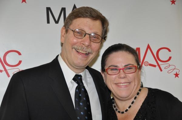 Barry Kleinbort and Gretchen Reinhagen