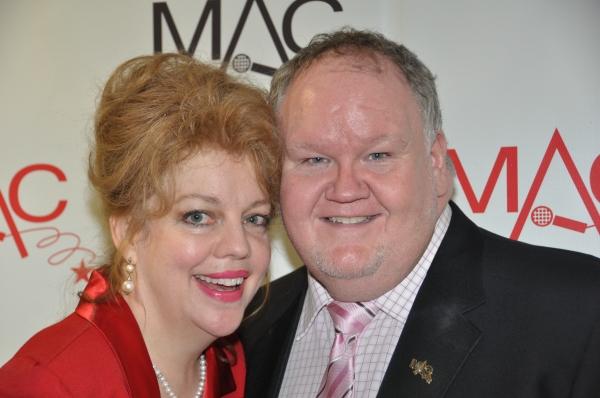 K.T. Sullivan and Lennie Watts