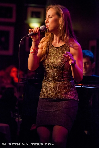 Photos: Jane Monheit, Colleen Zenk and More at Jim Caruso's Cast Party at Birdland