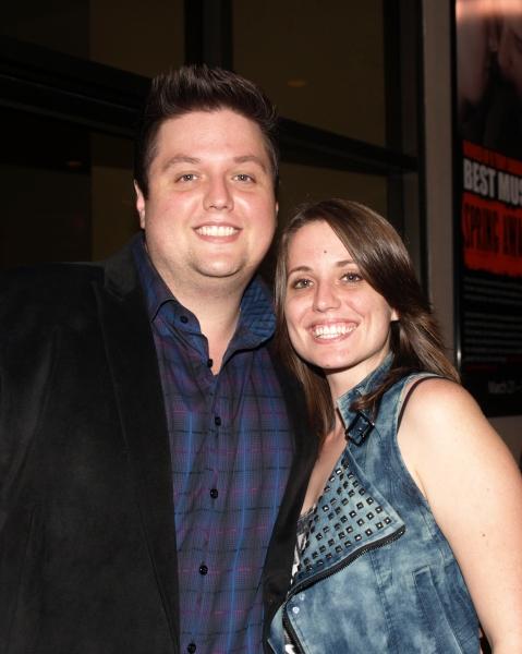 T. J. Dawson and Gretchen Dawson Photo