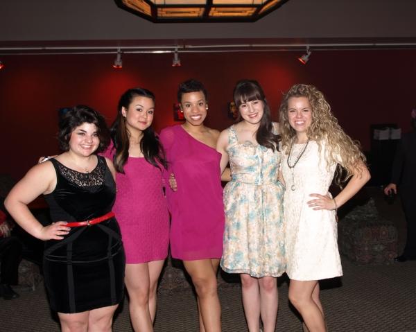 Jennifer Foster, Cailan Rose, Salisha Thomas, Micaela Martinez, and Alyssa M. Simmons