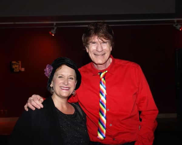 Linda Kerns and Steven Stanley